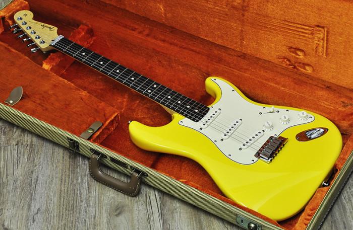 Fender CS/MBS【Jeff Beck】ToddKrause ジェフ・ベックモデル