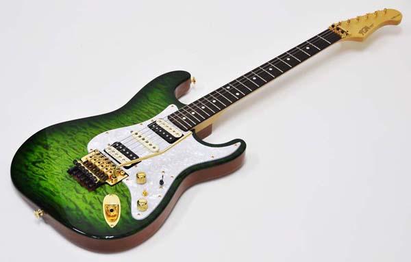 フジゲン ギター NCST-Premium