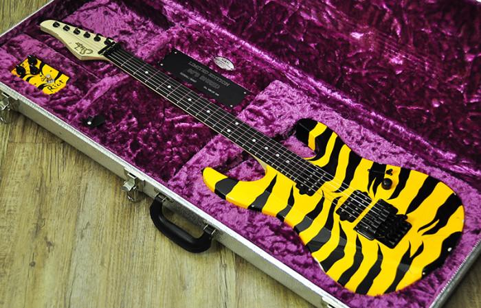Suhr Modern Antique 80's SHRED Tiger Stripe